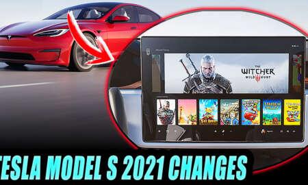 Tesla Model S 2021 Refresh Changes