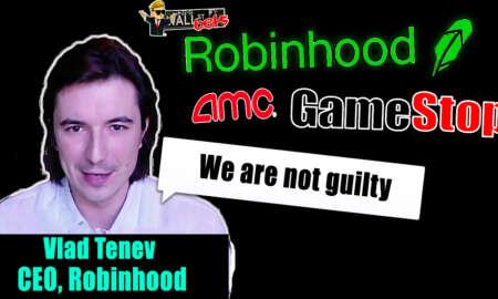 robinhood ceo interview