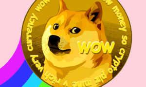 dogecoin hit 40 cents