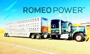 romeo power stock
